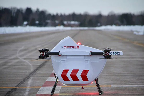 Drone Delivery Canada Launches Deal With Top Logistics Company