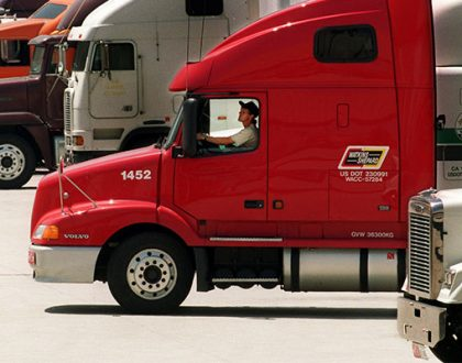 America's largest trucking companies is quietly closing a Pennsylvania warehouse