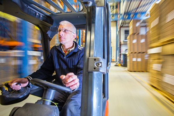 Future Jobs Are In Logistics, Not Red Tape and Brown Steel